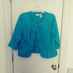 Kim Rogers dress jacket